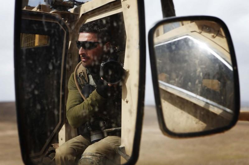 Война в Афганистане глазами фотографа Финбарра О'Райли
