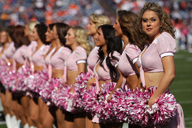 3150 NFL tim Cheerleaders