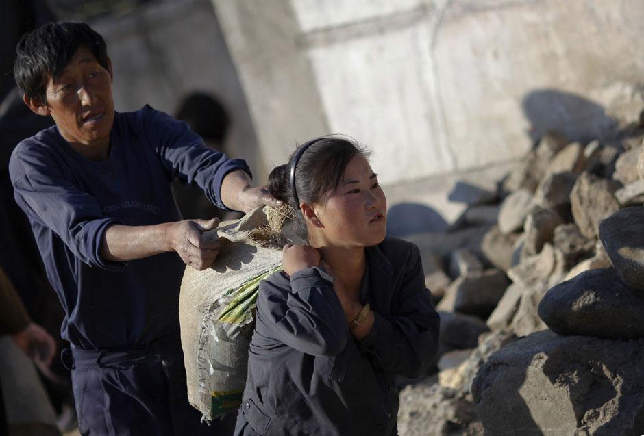 3319 Kelaparan di Korea Utara