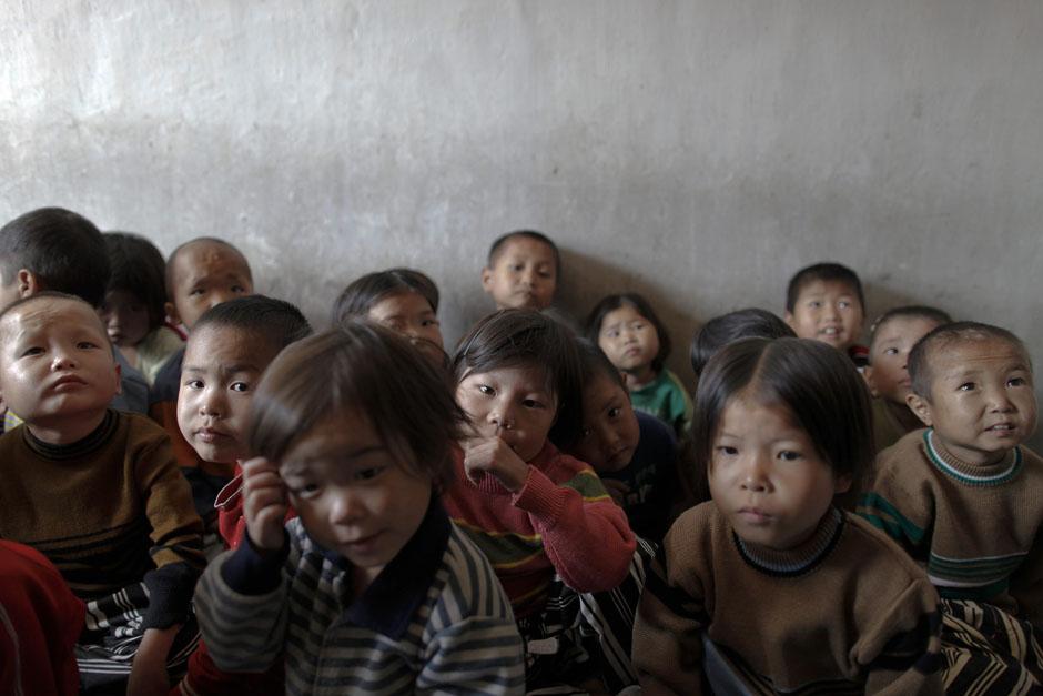 3418 Kelaparan di Korea Utara