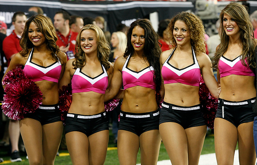 3426 NFL tim Cheerleaders