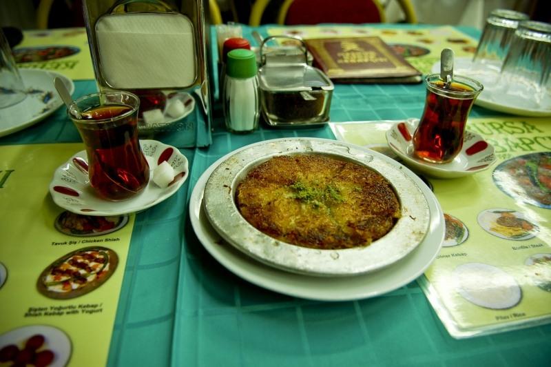 3432 Еда в Стамбуле