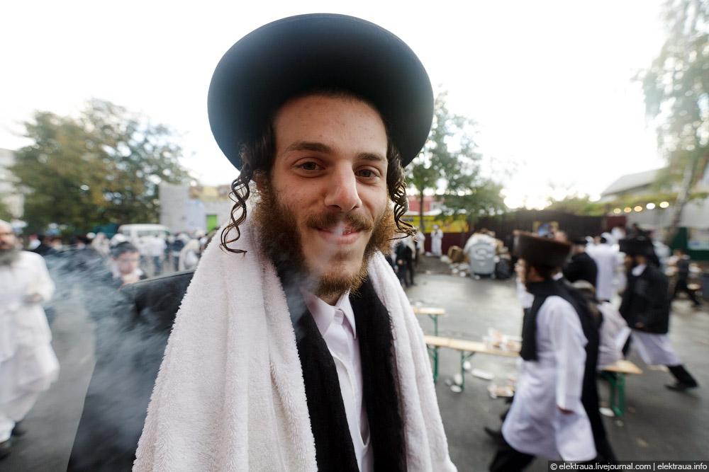 Еврейский новый Год Рош а‑Шана вУмани