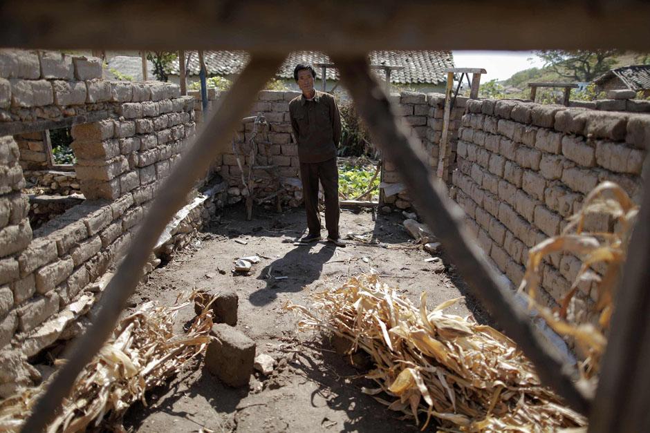 3515 Kelaparan di Korea Utara