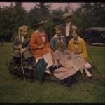 Автохром Люмьер – цветные фотографии начала XX века