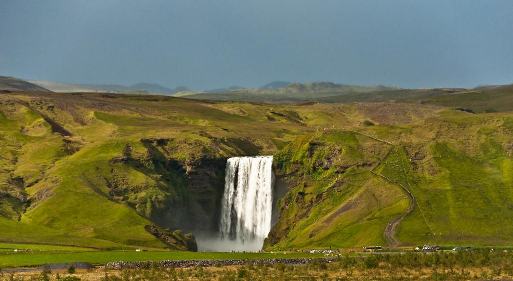 3892526363 0585d7253b b Скогафосc самый знаменитый водопад Исландии