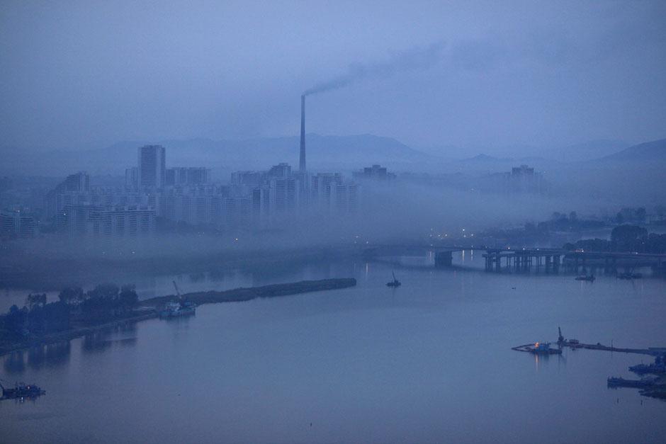 3912 Kelaparan di Korea Utara