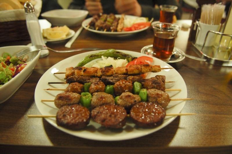 4136 Еда в Стамбуле