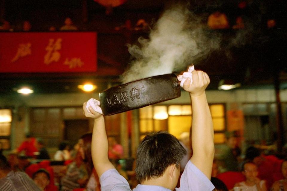 426 restoran di Red Cina