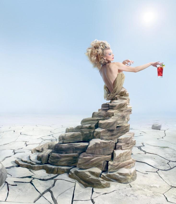 479 825 7 Milla Jovovich protagonizó para el calendario apocalíptico