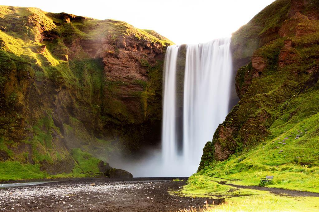 4908015421 cd114662ab b Скогафосc самый знаменитый водопад Исландии