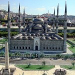 Турция в миниатюре: парк Miniaturk в Стамбуле