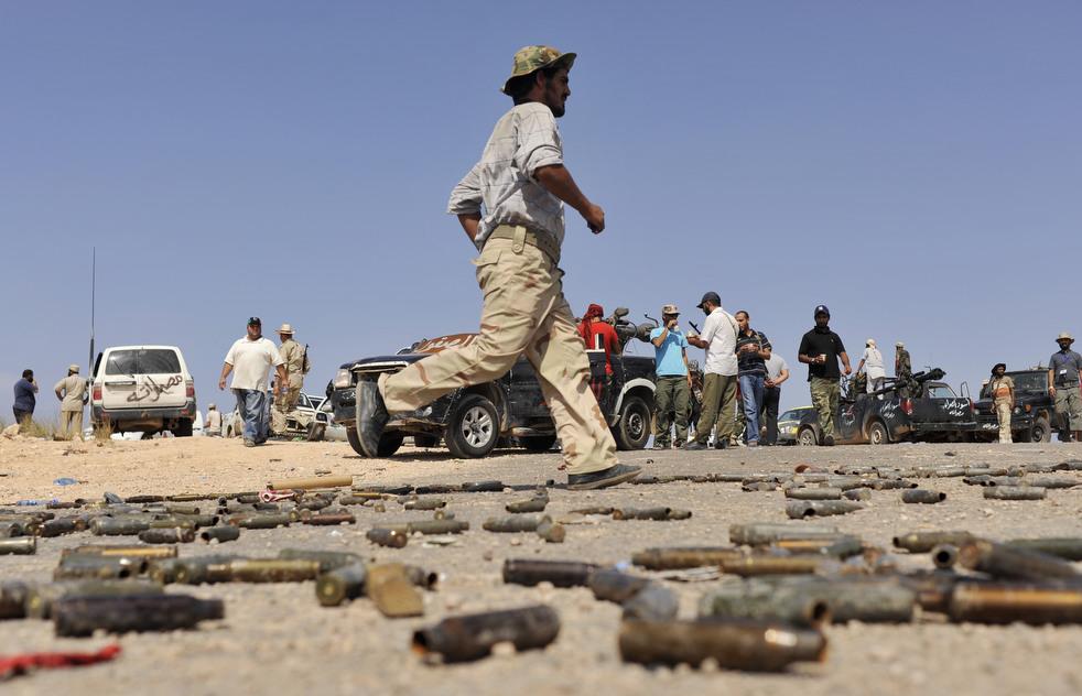 52 Perang di Libya: Sirte pada ofensif