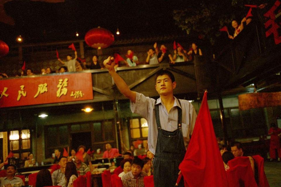 522 restoran di Red Cina