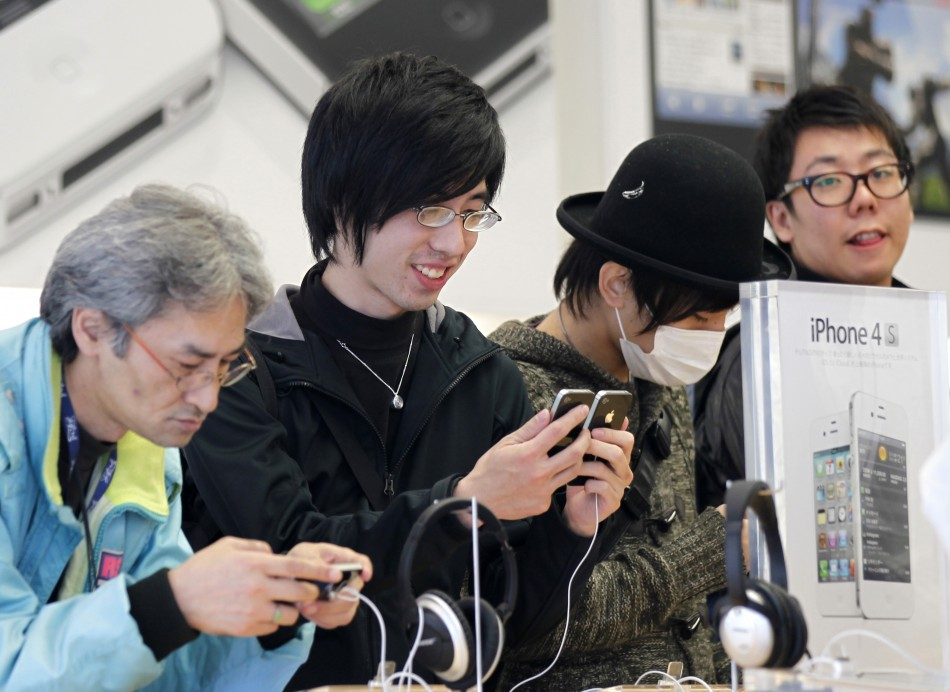 5282 Начались мировые продажи iPhone 4S