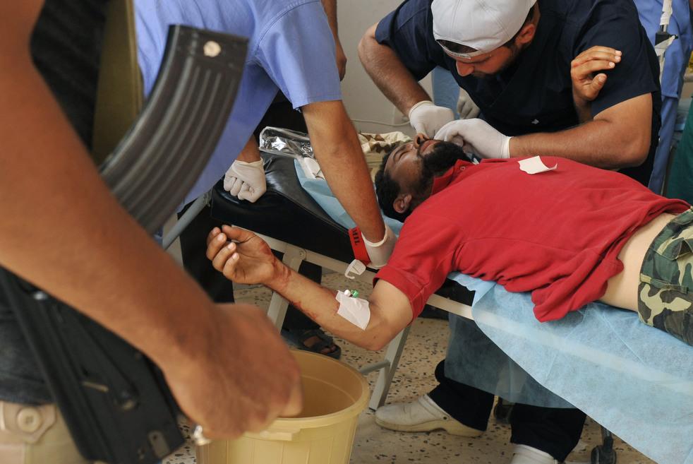62 Perang di Libya: Sirte pada ofensif