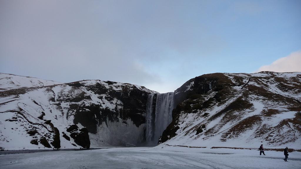 6755921425 c56df6676c b Скогафосc самый знаменитый водопад Исландии