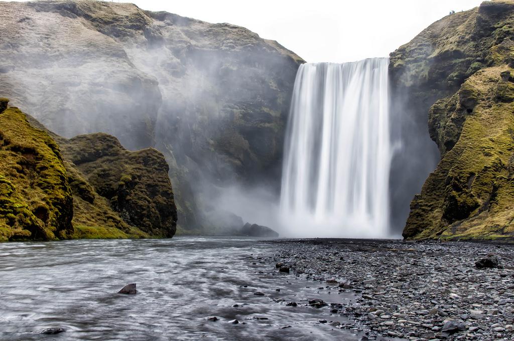 6975663340 9bfde26faf b Скогафосc самый знаменитый водопад Исландии