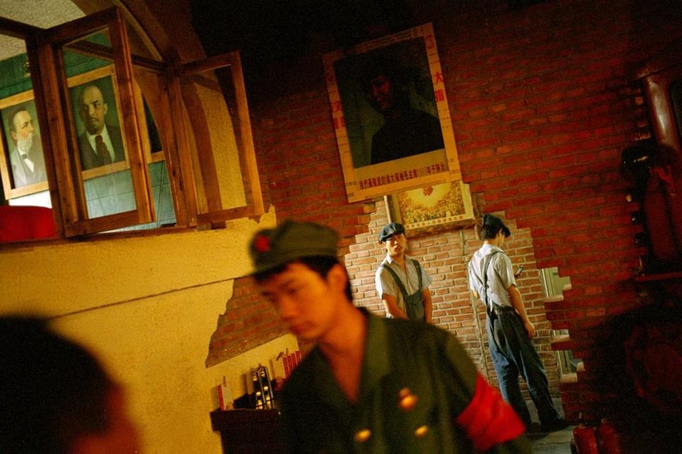 716 restoran di Red Cina
