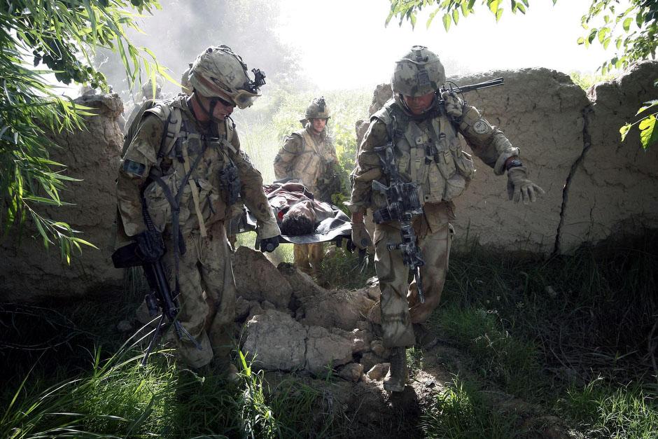 Не нужно думать, что солдаты НАТО это головорезы