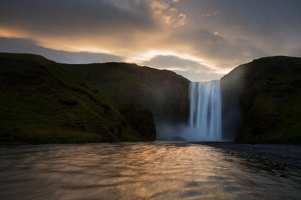 7667257936 23b93e14ed b Скогафосc самый знаменитый водопад Исландии