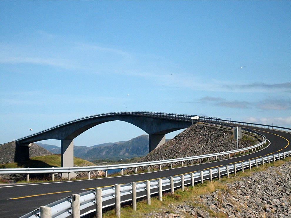 790 Сторсезандетский мост в никуда