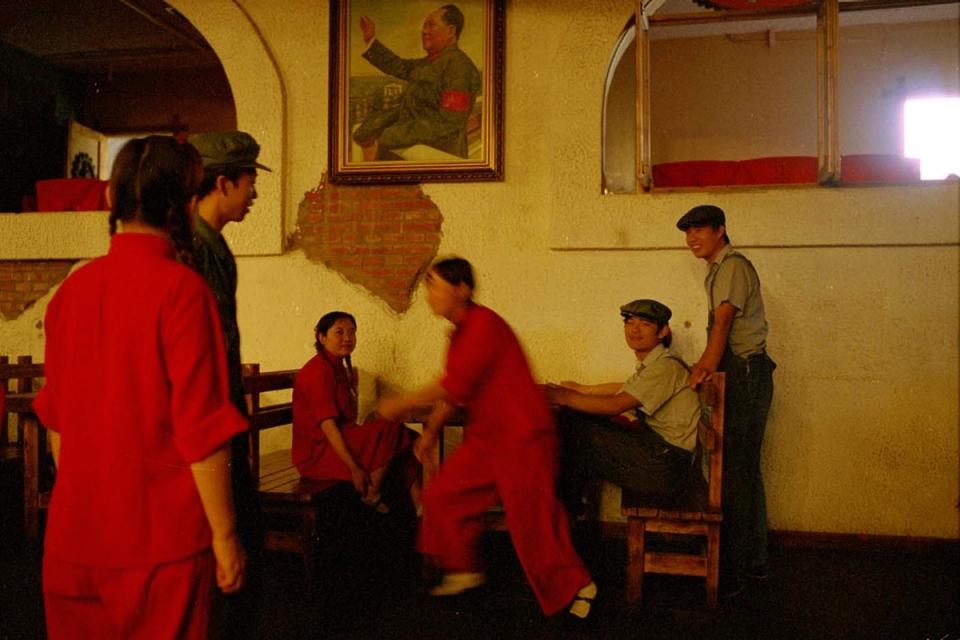 816 restoran di Red Cina