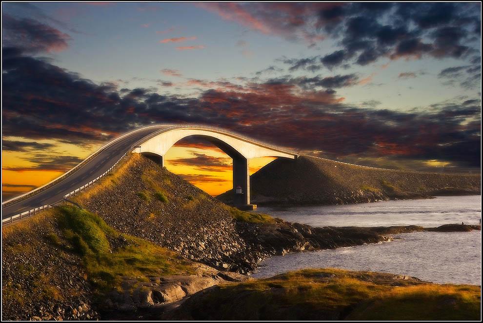 887 Сторсезандетский мост в никуда