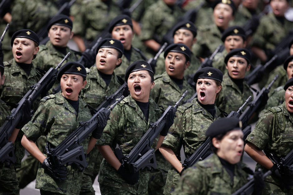 Las mejores fotos del Reuters de septiembre 2011