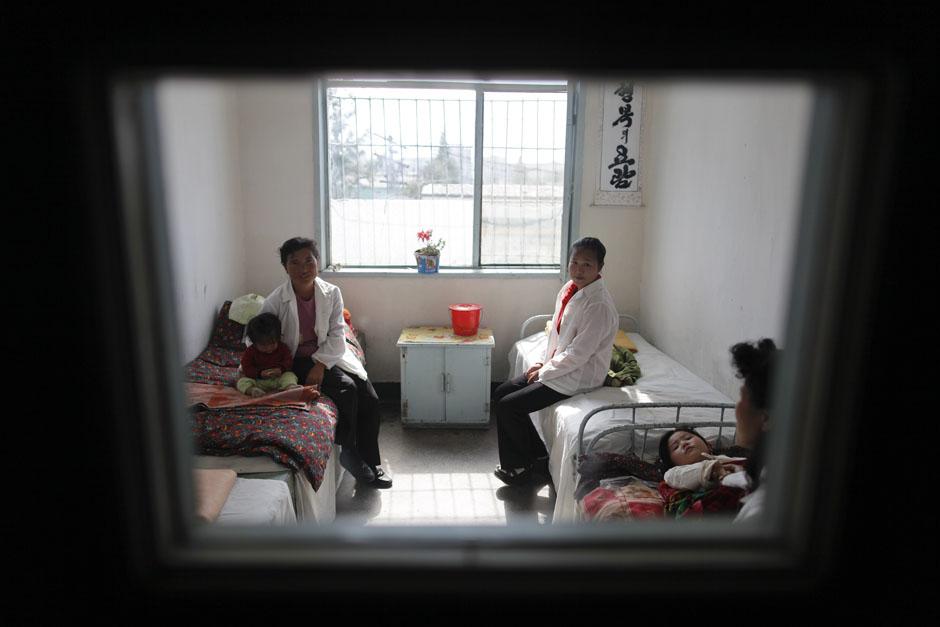 936 Kelaparan di Korea Utara