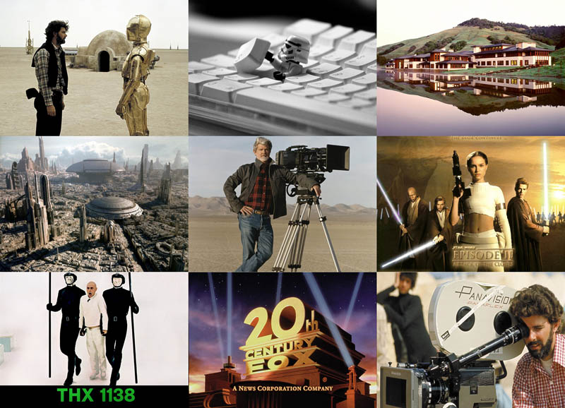 10 фактов о «Звездных войнах» и их создателе