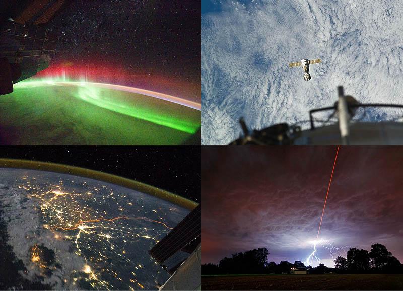 Фотографии на космическую тематику за сентябрь 2011