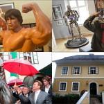 Шварценеггер открыл музей в честь себя