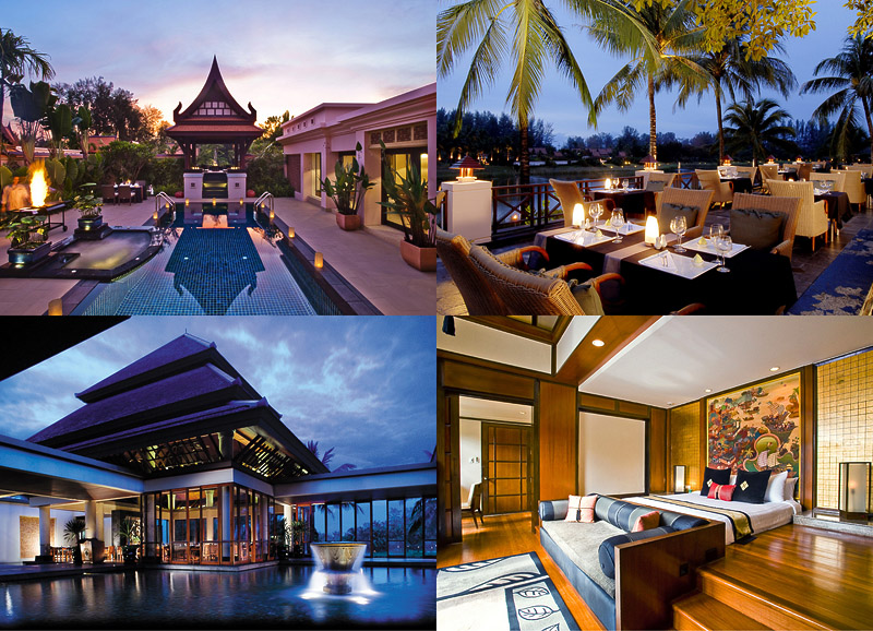 BIGPIC43 Banyan Tree Phuket – роскошный курорт на острове Пхукет