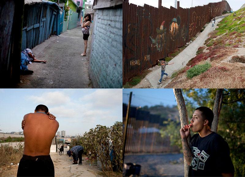 Будни американско-мексиканской границы