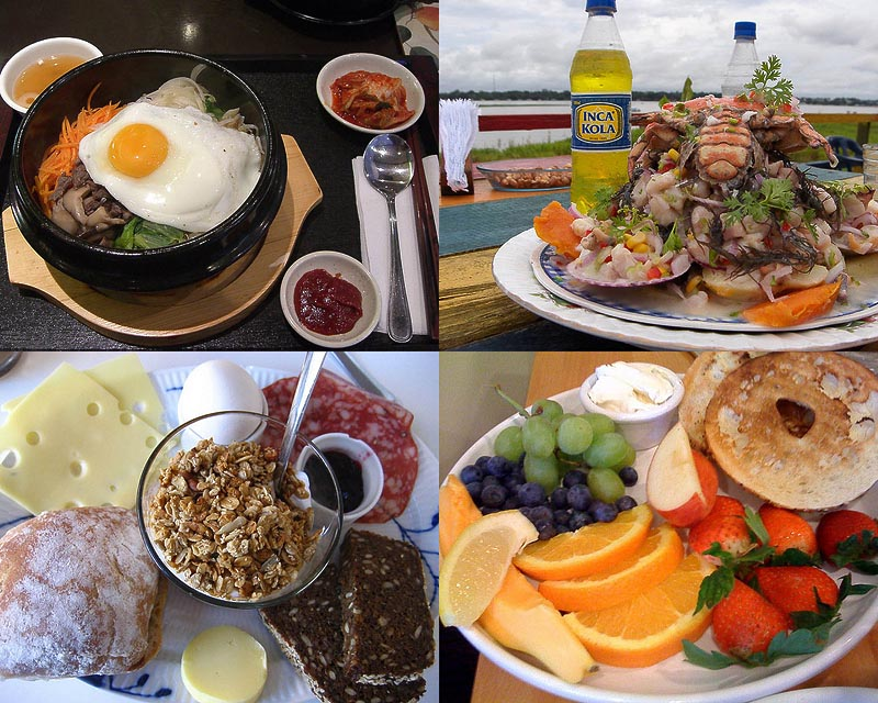 BIGPIC65 Топ 50 лучших завтраков мира