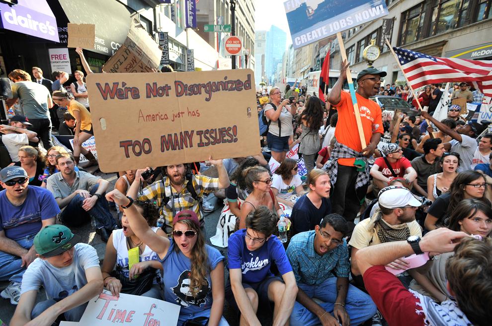 bp25 Акция Захвати Уолл стрит набирает обороты