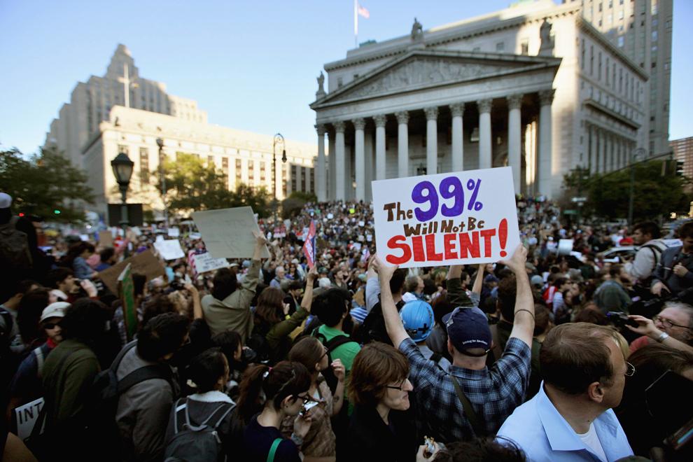 bp5 Акция Захвати Уолл стрит набирает обороты