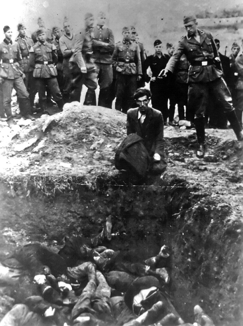 holo02 Вторая мировая война: Холокост (Часть 18)
