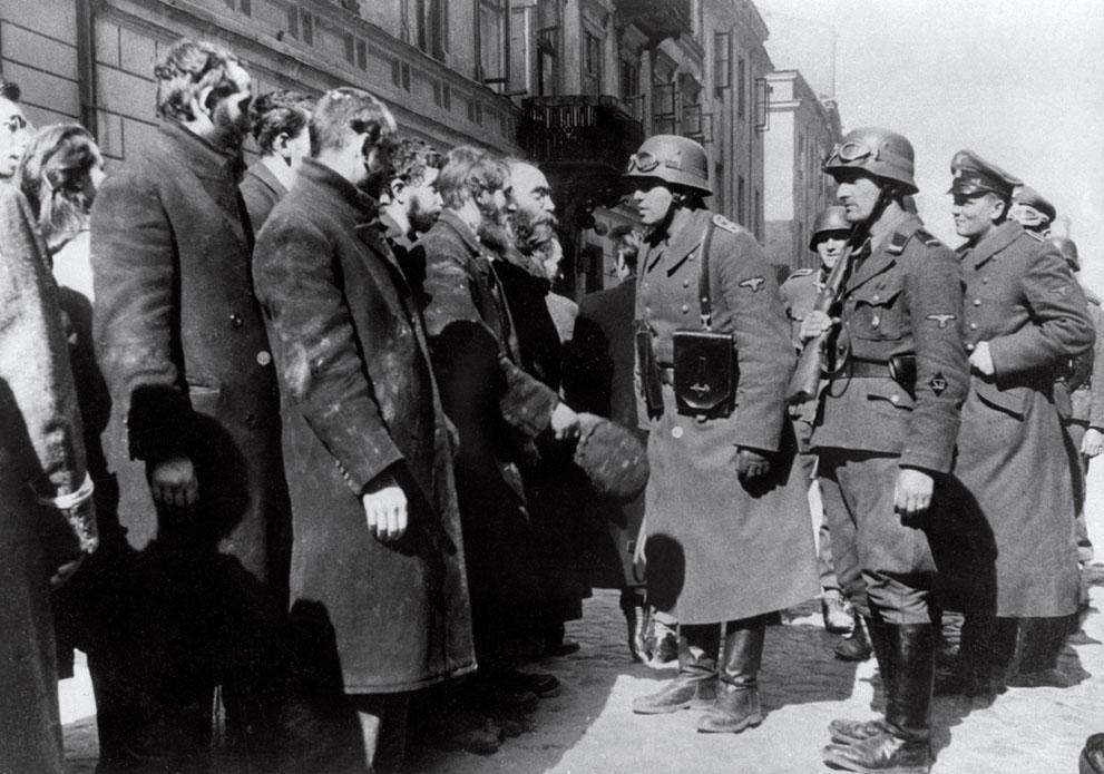 holo03 Вторая мировая война: Холокост (Часть 18)