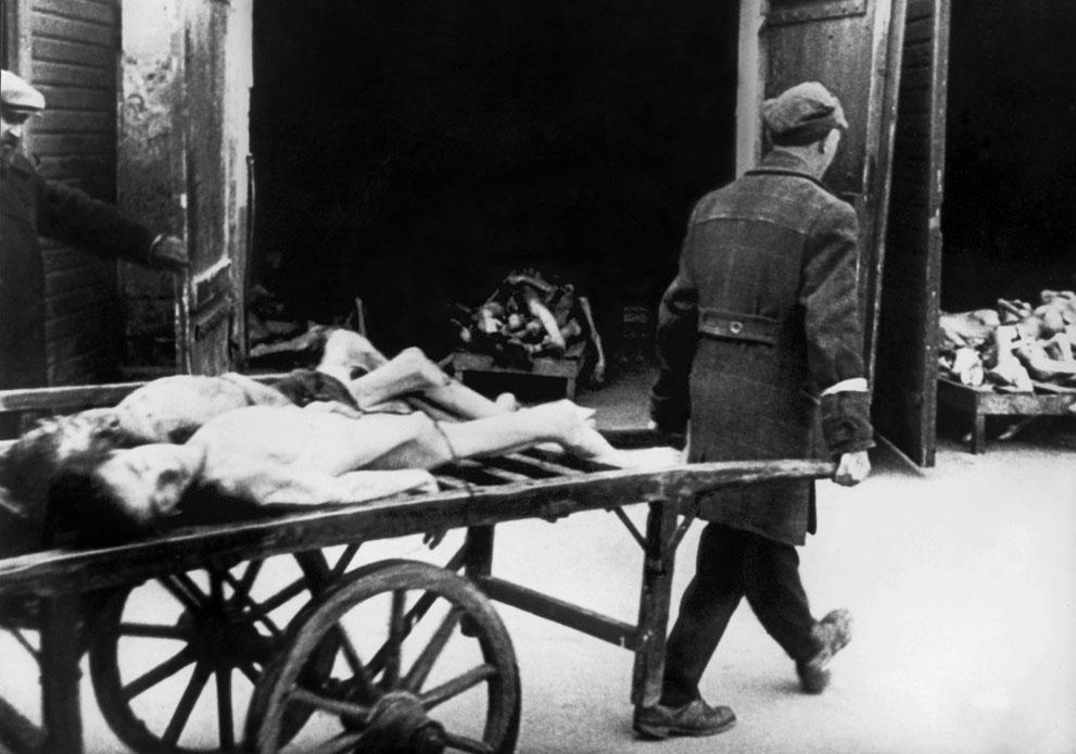 holo04 Вторая мировая война: Холокост (Часть 18)