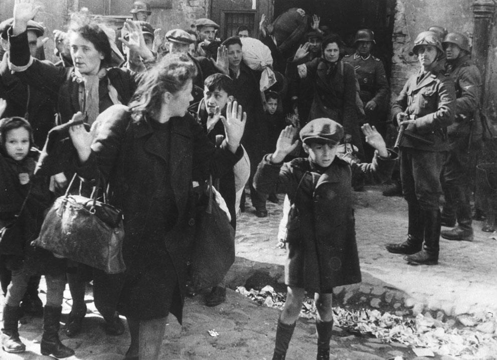 holo05 Вторая мировая война: Холокост (Часть 18)