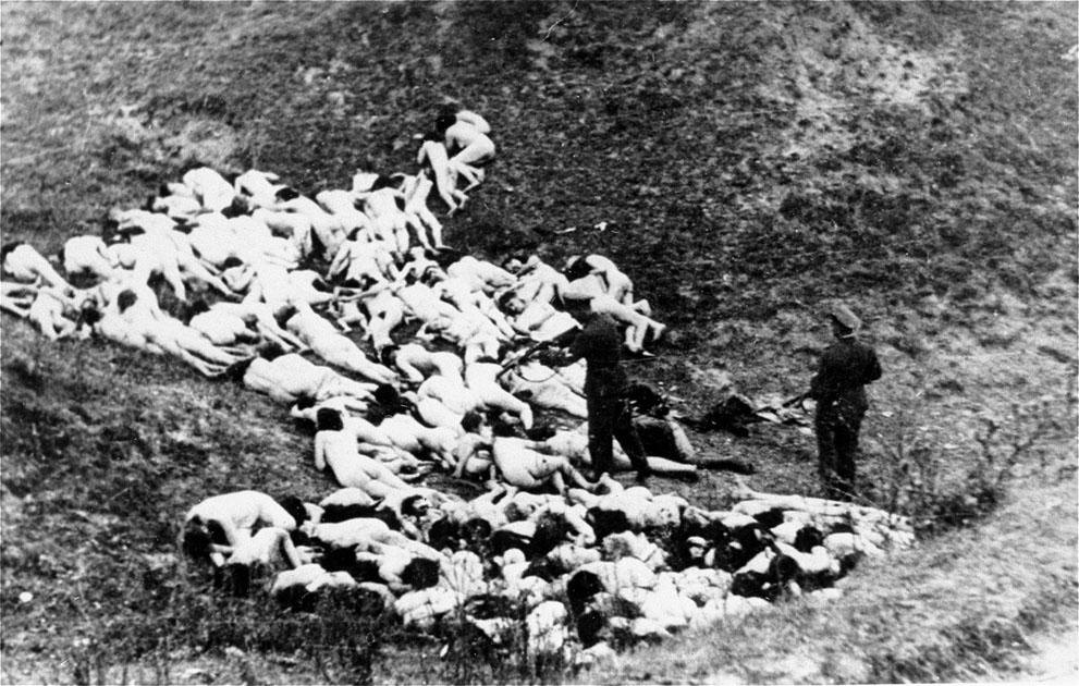 holo07 Вторая мировая война: Холокост (Часть 18)