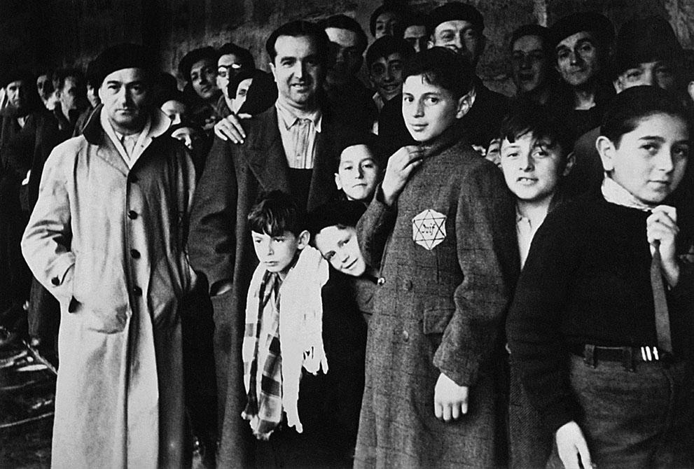 holo08 Вторая мировая война: Холокост (Часть 18)