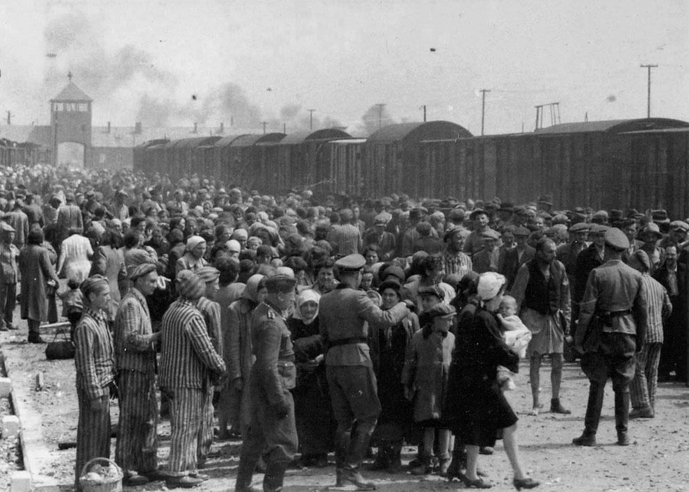 holo10 Вторая мировая война: Холокост (Часть 18)
