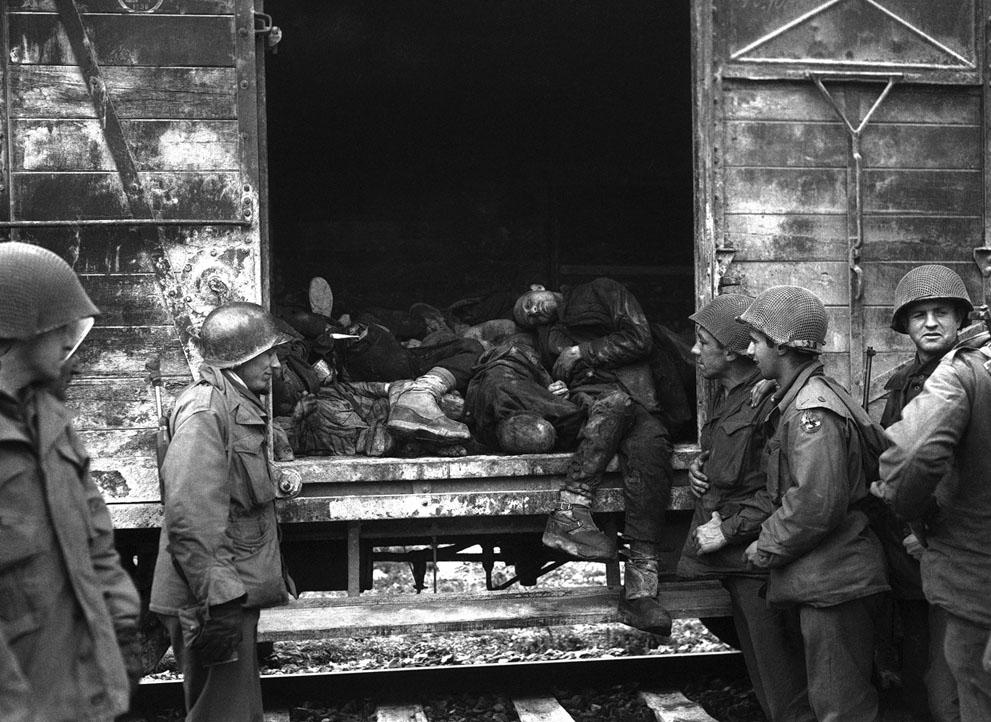 holo14 Вторая мировая война: Холокост (Часть 18)