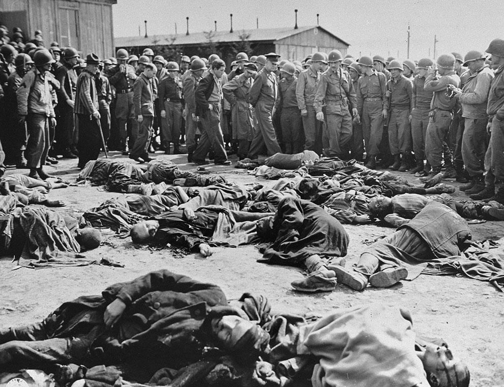 holo21 Вторая мировая война: Холокост (Часть 18)
