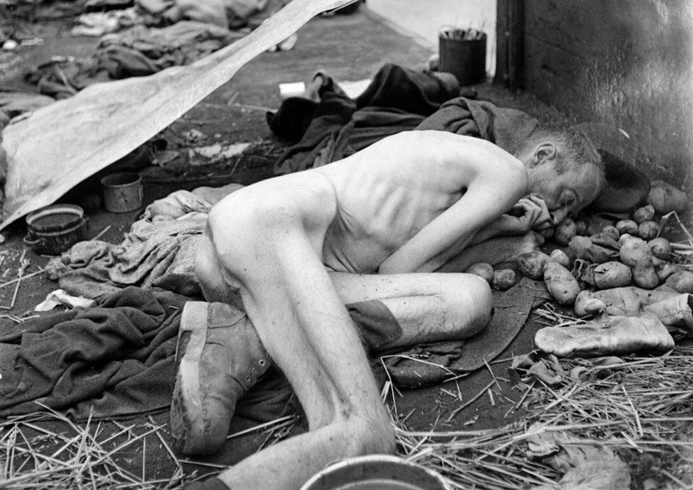 holo25 Вторая мировая война: Холокост (Часть 18)