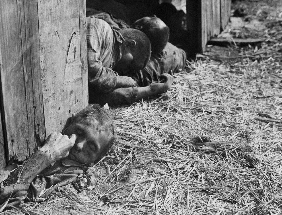holo31 Вторая мировая война: Холокост (Часть 18)
