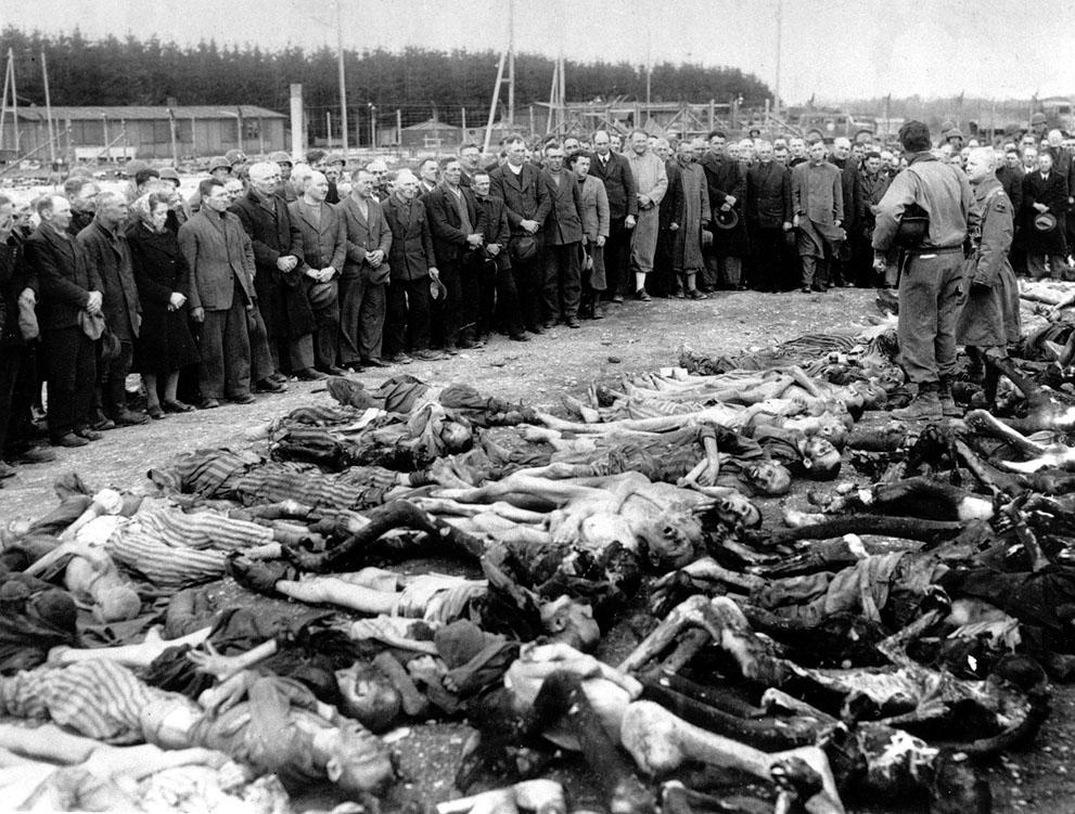 holo34 Вторая мировая война: Холокост (Часть 18)